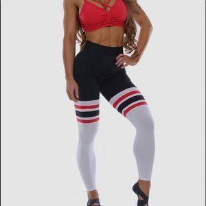 Bombshell high waist leggings